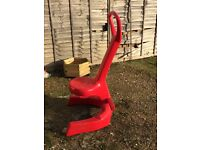 Unique SeXiChair Lap Dancing Chair imported from USA, piece of art