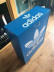 Adidas shoe storage unit £85ono