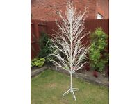 White Xmas tree for sale 30
