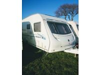 Ace award firestar 4 berth caravan