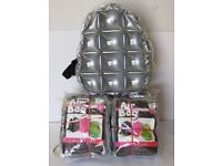 Joblot 100 x 'Air Bags' Retro Inflatable Bubble Rucksack Backpack