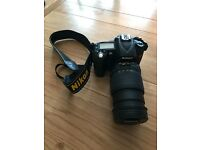 Nikon D90 Digital SLR Camera with selection of four Lenses