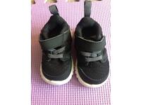 Baby boy Nike shoes size 1.5