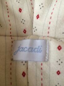 Jacadi warm winter suit 6-9months