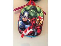 Avengers backpack
