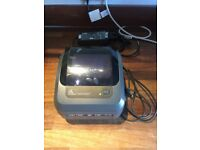 (1 year) Zebra GK420t Label Thermal Printer with Box