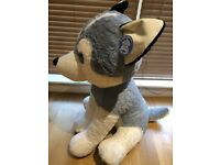 Toy Husky from Hyde Park Arctic Circle Stuffed Animal To A Good Home