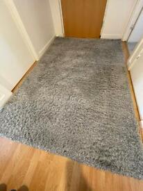 Large Devon Grey Area Rug