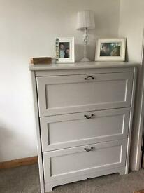Ikea chest of drawers nice condition deep drawers