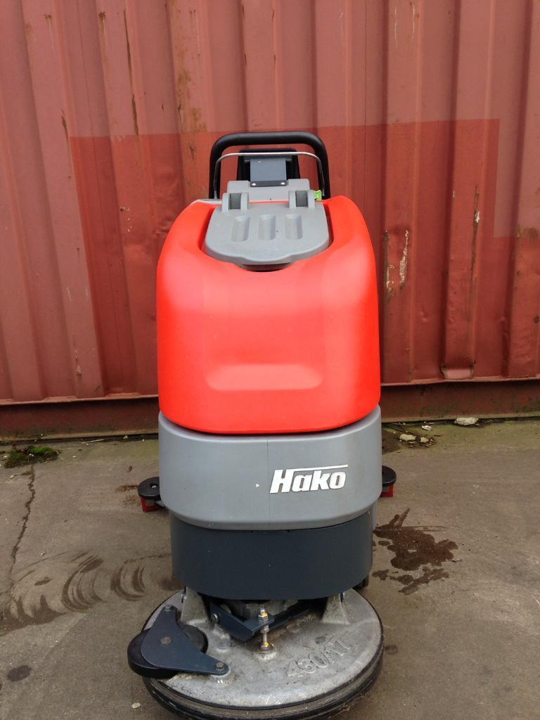 Hako B30 Floor Scrubber and drier