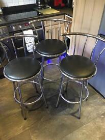 Breakfast bar kitchen stools