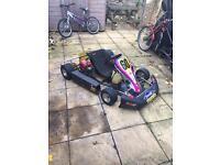 Cadet petrol Go Kart