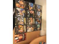 James Bond DVD's!