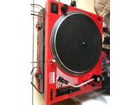 Kam Bdx 280 belt drive dj decks not pioneer technics