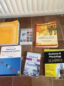 Adult Nursing Waterstones book pack