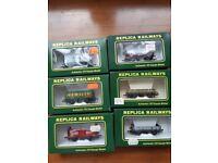 Hornby, Dublo, Wrenn, Lima, Mainline, Replica railway.