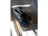 Hudson black boots