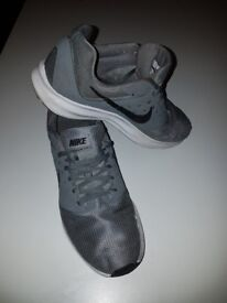 Nike grey trainers