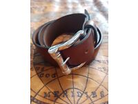 Handmade Italian Leather Belts for Sale
