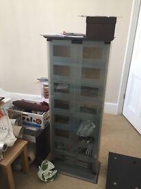 CD /DVD cabinet £10
