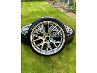 "5x112 19"" Alloys Fits Audi VW Volkswagon Seat"