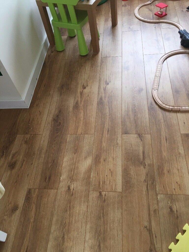 New Groove Laminate Flooring