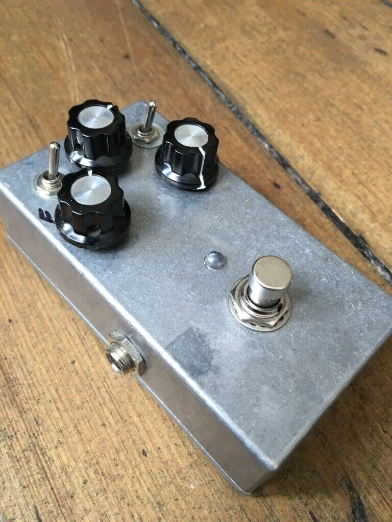 Langtronics boutique tube screamer with mods ts-808 stomp box overdrive  pedal | in Islington, London | Gumtree