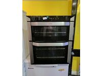 New Graded Belling 'Built-under' Double Oven (12 Month Warranty)