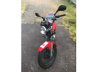 125cc Yamaha YBR