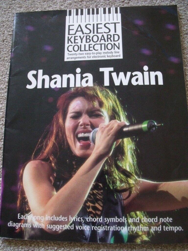 shania twain guitar chord