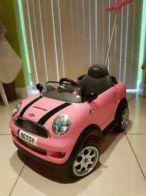 Pink Push Along Mini