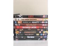 20 Action/Thriller DVDs