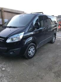 Transit custom limited unbelievably high spec!!! 150 BHP!!!