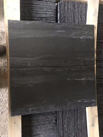 20x10 Fully Certified and guaranteed natural roofing slate comparable to Bangor Blue