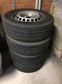 Hankook Tyres 205 x 65 x 16