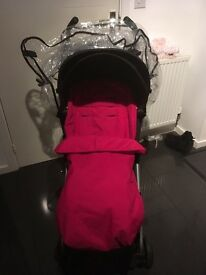 Mamas and papas tour2 stroller