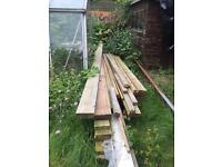 Timber (open to offers)