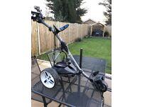 Motocaddy S3 PRO golf electric trolley