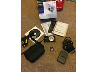 Sony Cybershot Camera with case & Sd card