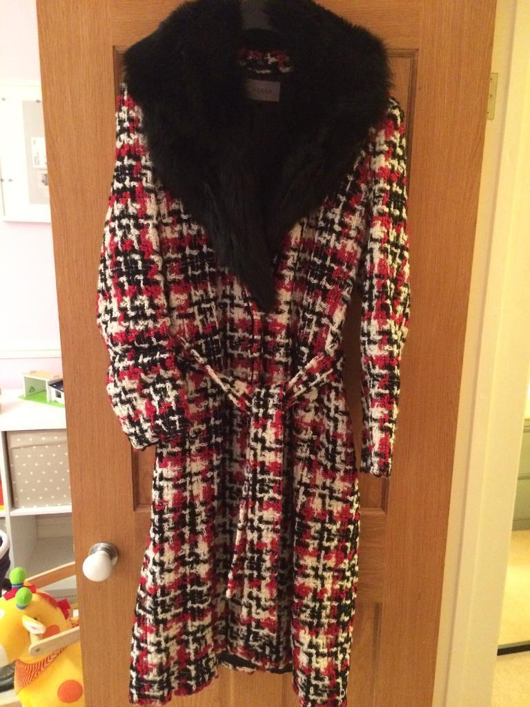 Jeager Coat Size 14