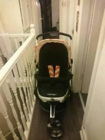 Pram o baby chase 3 wheeler