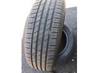2x 195/60/16 Jinyu Tyres