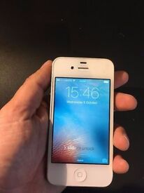 Apple iPhone 4s 16GB White Any Network