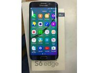 Samsung Galaxy S6 Edge unlocked Phone +warranty