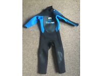 West Coast Kids Full Wetsuit 3-4 years