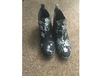 Size 4 brand new black ankle boots