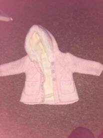 Baby girl winter coat for sale