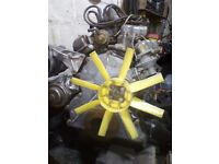 MK1 V4 Transit Engine 36,000 genuine Miles