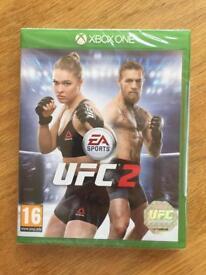 UFC 2, Xbox one, brand new