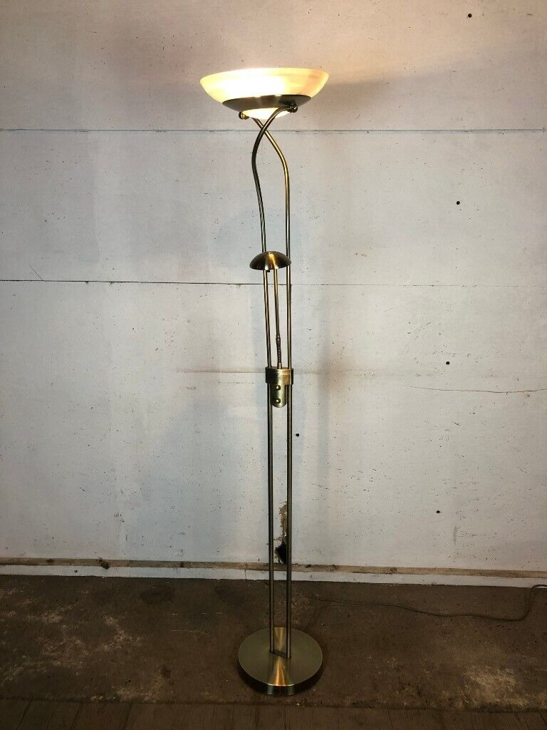 Modern Living Dimable Uplighter Floor Lamp With Side Light In Colchester Essex Gumtree